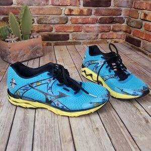 Mizuno Wave Inspire 10 woman running shoes 9.5